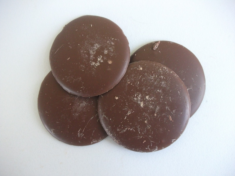 choc buttons